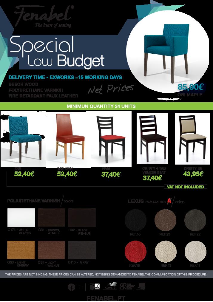 1 oferta mobiliario fenabel