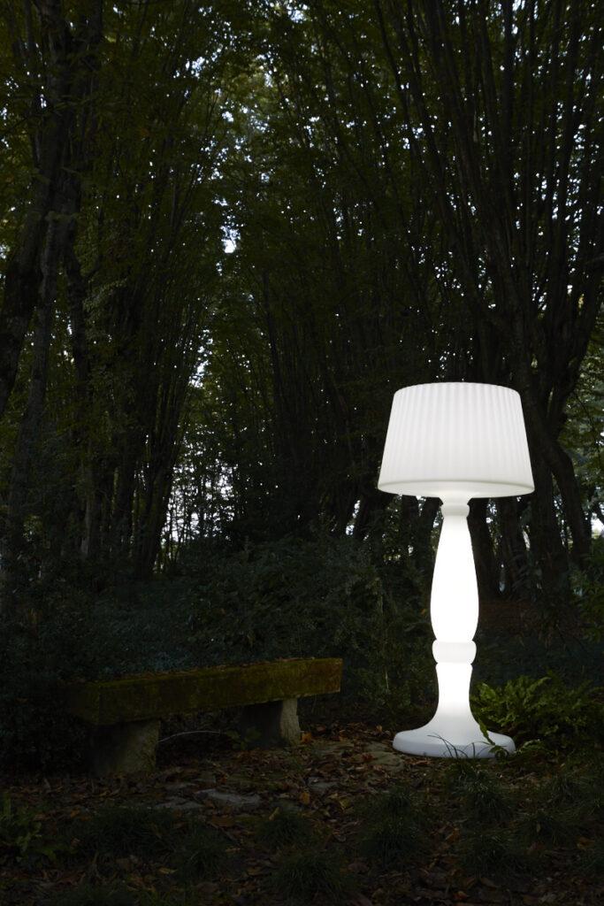 lampara de exterios agata 2