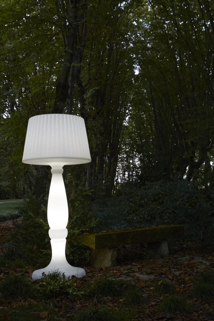 lampara de exterios agata 3