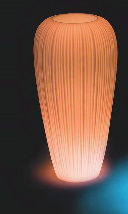 Maceteros iluminados Skin Pots para hostelería 3