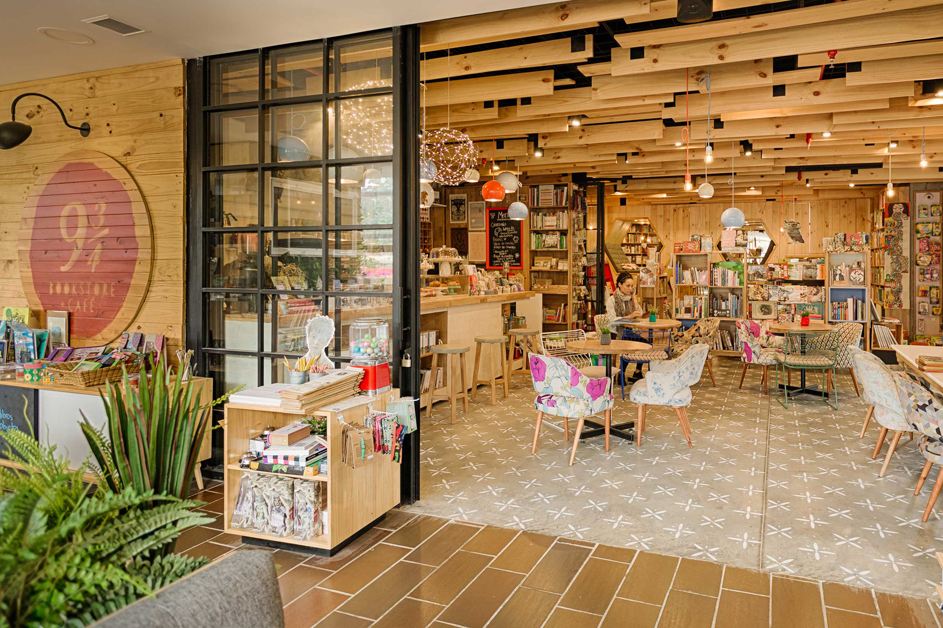 9 34 Bookstore Cafe 2