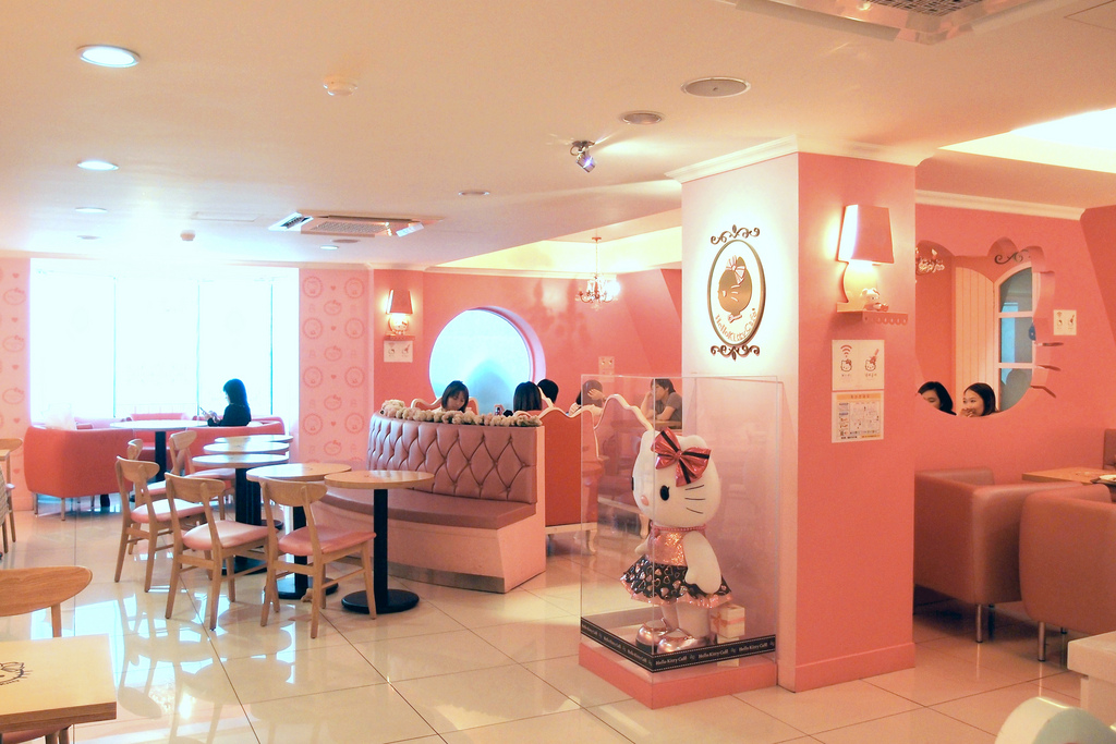 hello kitty cafe (4)
