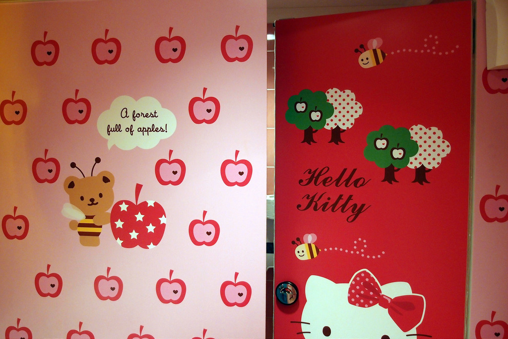 hello kitty cafe (7)