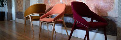 Nueva colección de sillas de madera para hosteleria Tagada de Fenabel 1